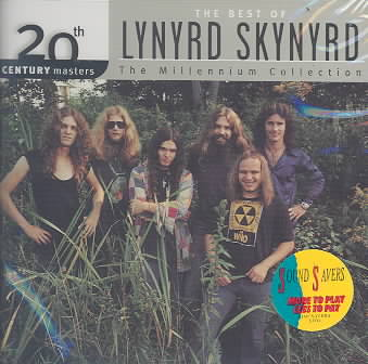 20TH CENTURY MASTERS:MILLENNIUM COLLE BY LYNYRD SKYNYRD (CD)