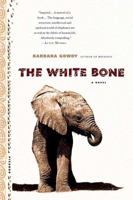 The White Bone By Gowdy, Barbara
